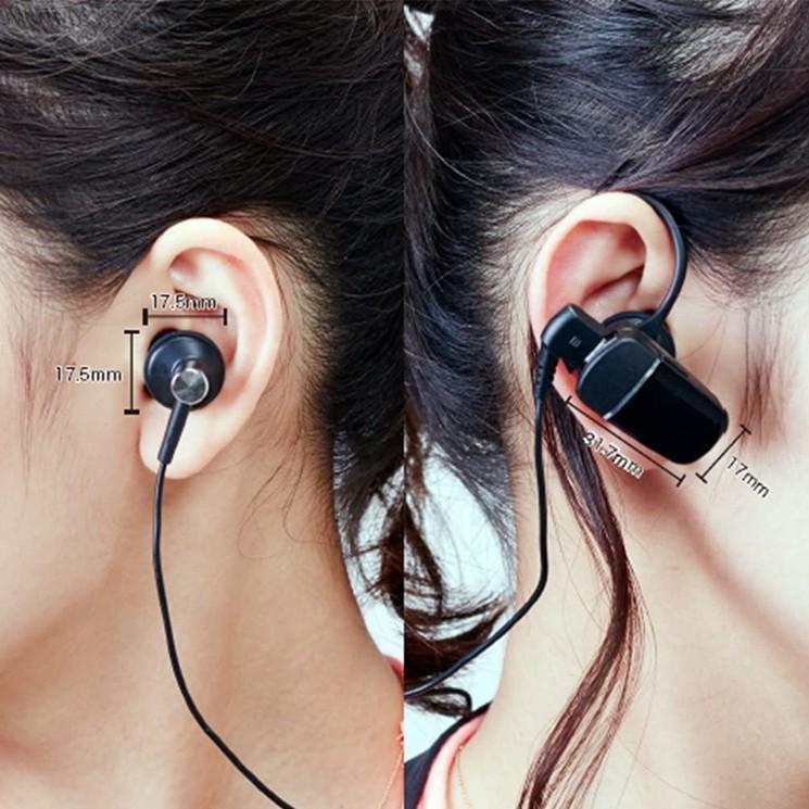 Bluetooth(R)ワイヤレスステレオヘッドセット ブラック イヤホン 両耳 ステレオ ノイズキャンセル 着信 イヤーフック スマートフォン エレコム LBT-HPS05MPBK|ai-en|04