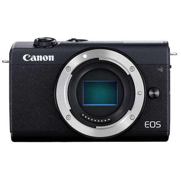 CANON EOS M200 ボディ [ブラック]【お取り寄せ(メーカー取り寄せ)】※1·2ヶ月(2100000013538)