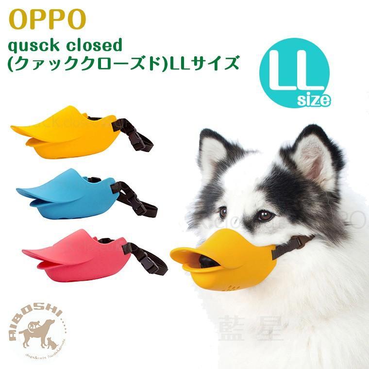OPPO オッポ クァック クローズド quuack closed LLサイズ 【配送区分:P】|aiboshi