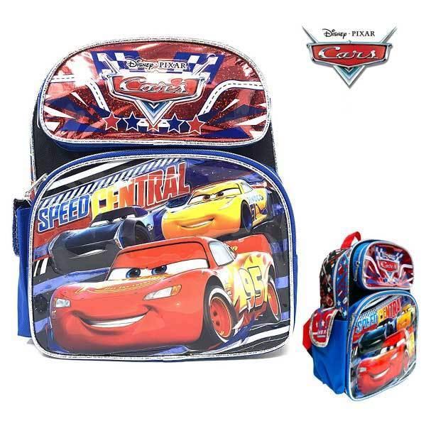 ディズニー カーズ リュック Mサイズ33cm 新色追加して再販 業界No.1 CARS バックパック Disney リュックサック