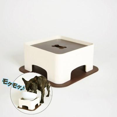 犬用テーブル わんテーブル 食事をもっと快適に!  ハリオグラス テーブル 犬用品 猫用品 ペット用品 食器 フードボウル 器|aicarrot