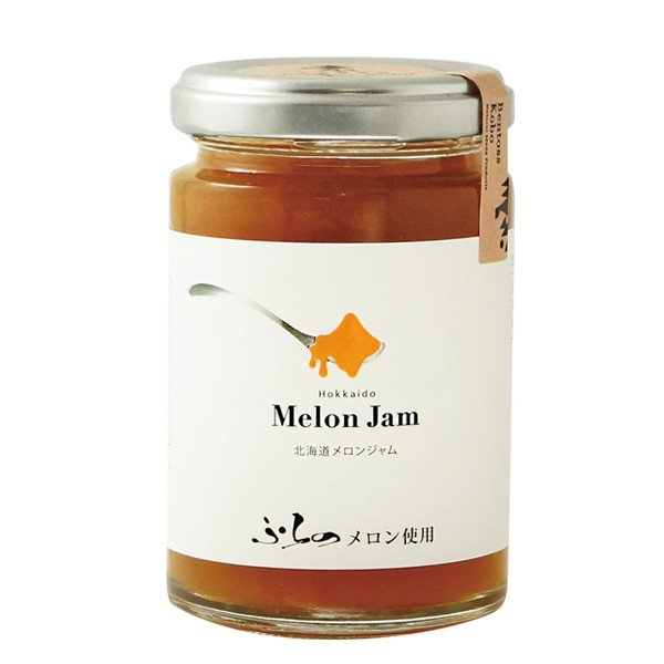 格安店 ジャム 北海道 送料無料限定セール中 ふらのメロンジャム
