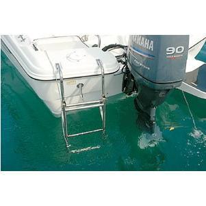 ヤマハマリン用トランサムラダー(品番E2NW08330000)船外機別