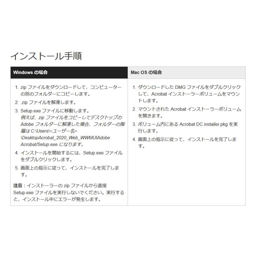 Adobe Acrobat Pro 2020永続ライセンス版|Windows/Mac対応|オンラインコード版|(最新PDF)アドビAcrobat シリアル番号|aifull|05