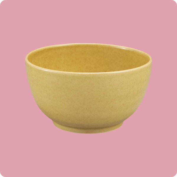 酢物碗(身)(黄瀬戸・無地) aigineo