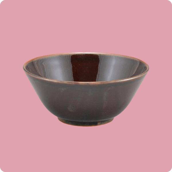 ニKS・58 丸小鉢(身)(栗しぐれ)|aigineo
