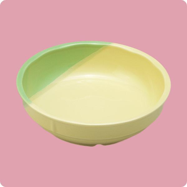 ニL/M・129 15cm中鉢(レモン/メロン) aigineo