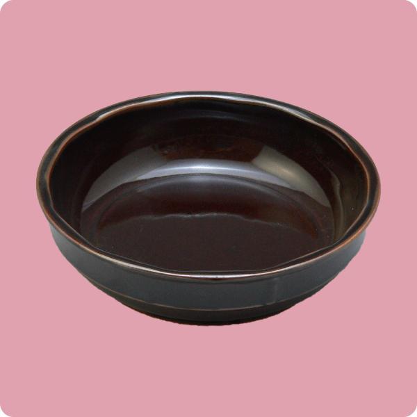 ニ・129 15cm中鉢(栗しぐれ) aigineo