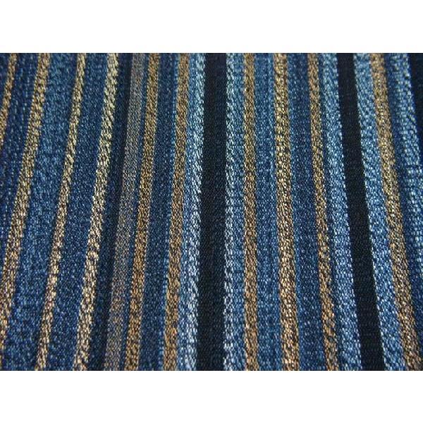 藍染茶藍柄撚(AT22247124)|aiira-ensyu|02