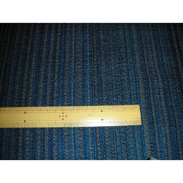 藍染茶藍柄撚(AT24207091) aiira-ensyu 02