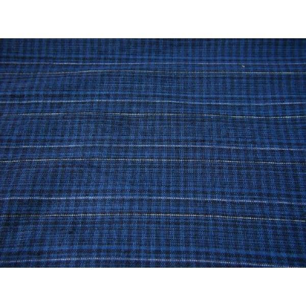 藍染変わりギンガム(CH20226111) aiira-ensyu 02