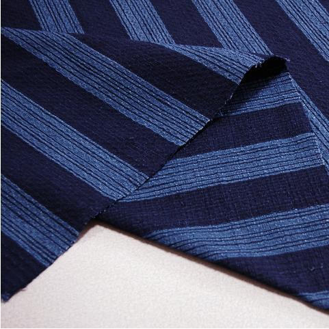 藍染太縞刺子 2(FJ16108044)|aiira-ensyu