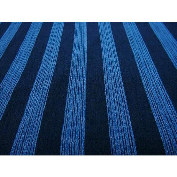 藍染太縞刺子 2(FJ16108044)|aiira-ensyu|02