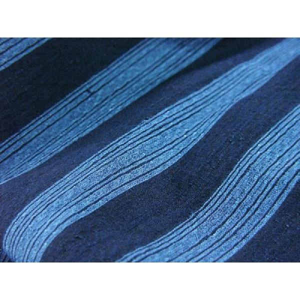 藍染太縞刺子 2(FJ16108044)|aiira-ensyu|05
