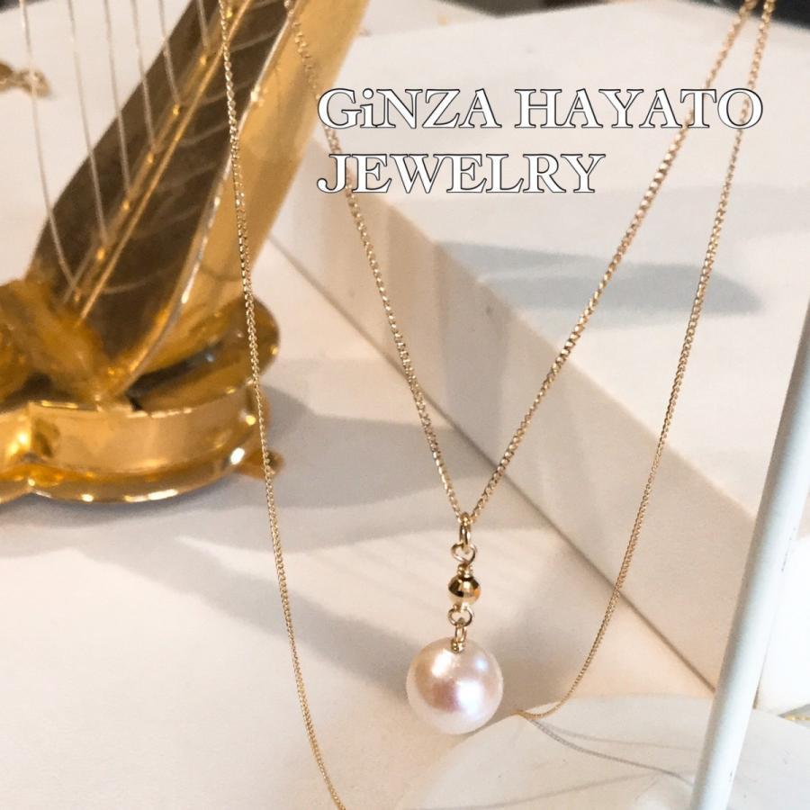 数量は多 K18 あこや パール 本真珠 ネックレス pearl necklace, ロード 041be068