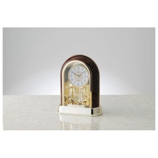 シチズン 電波置時計 4RY656‐023(送料無料※沖縄 離島除く)(出産内祝い お返し 結婚 入学祝 ギフト 引き出物 贈答品)