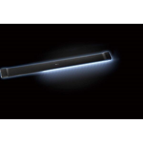 GEX(ジェックス) クリアLED POWER SLIM 600ブラック 観賞魚用ライト ブラック /★税込11,000円以上で送料無料(北海道、沖縄、一部地方除く)★ aimu 05