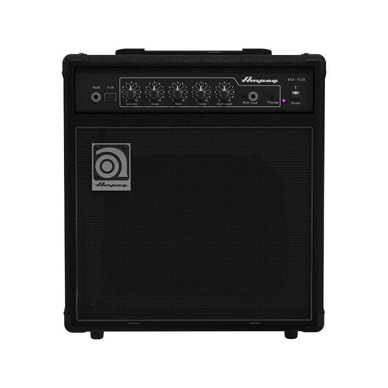 限定Special Price Ampeg BA-108 V2 アンペグ アングルでの使用も可能 誕生日プレゼント 60度のモニター ベースにも対応 アクティヴ