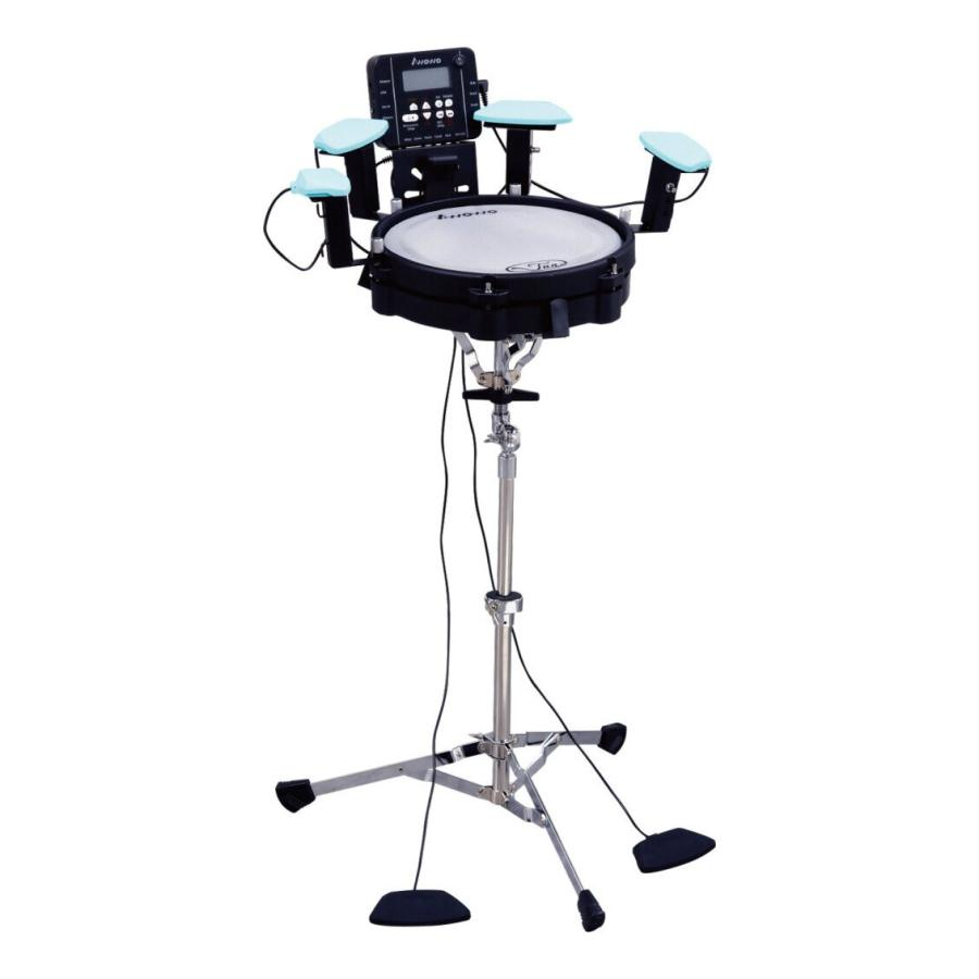 AWOWO MINI JUN コンパクト 電子ドラム キット エレドラ 新商品 お値打ち価格で