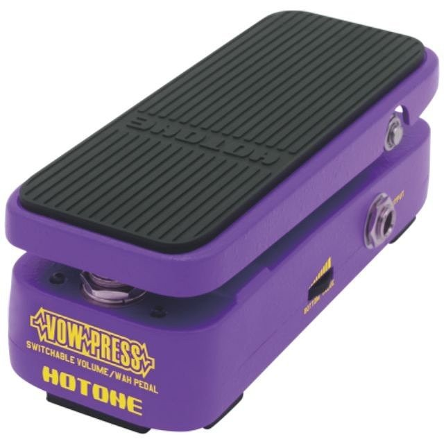 Hotone Vow Press Volume//Wah Pedal