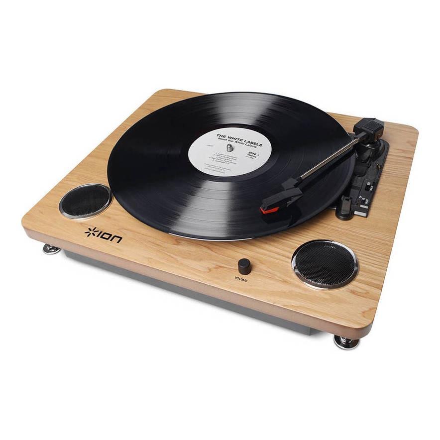 ION AUDIO 売れ筋ランキング Archive LP レコードプレーヤー ターンテーブル 豊富な品 スピーカー搭載 オールインワンUSB