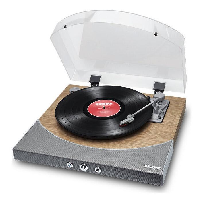 初売り ご予約商品:8 2入荷予定 ION AUDIO Premier LP NAT Bluetooth対応 オールインワン スピーカー内蔵 Natural 購買 ターンテーブル レコードプレーヤー