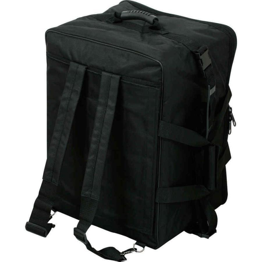 KIKUTANI CJB-2 DLX 定価 H300×D370×W510mm カホンケース 新商品 新型 カホンバッグ リュックタイプ