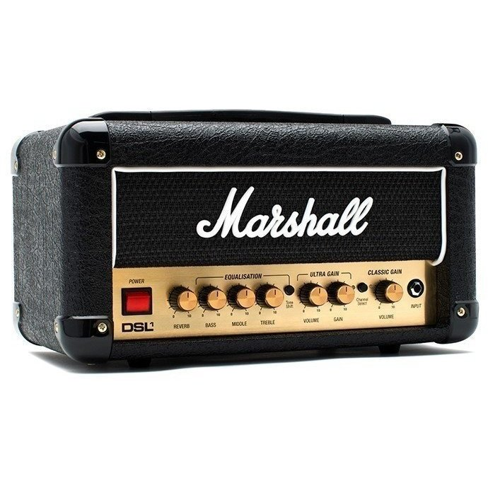 Marshall DSL1H 限定Marshallピック2枚付 正規輸入品 新作からSALEアイテム等お得な商品満載 新作製品、世界最高品質人気! アンプヘッド