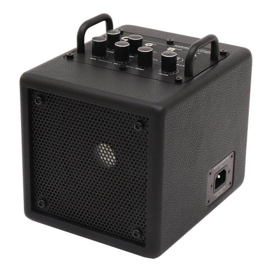 PHIL JONES 希少 BASS NANOBASS 低廉 X4 Bluetooth搭載 ベースアンプ 超小型プロ仕様 BLACK 35W