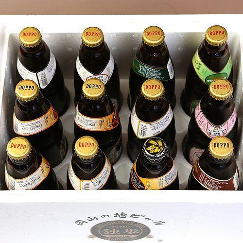 ビール ギフト 独歩ビール どっぽ 12本 詰め合わせ | 飲み比べ 地ビール クラフト 麦酒 お酒 お祝い 内祝い 還暦|aionline-japan|03
