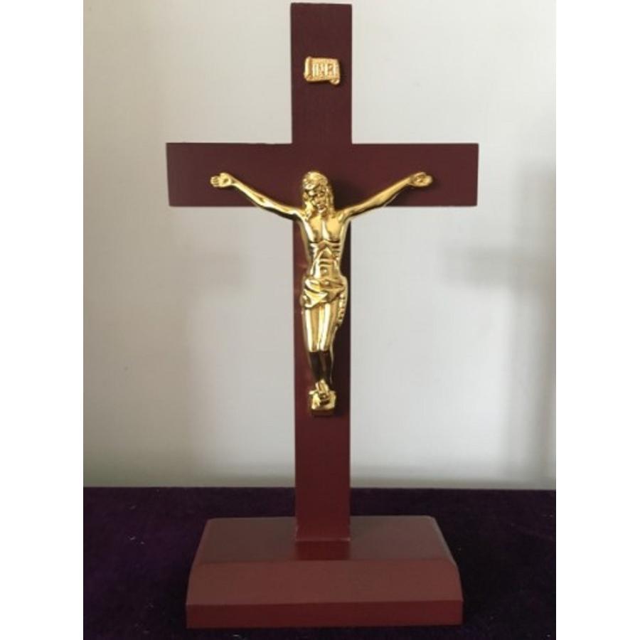 木製キリスト像 木製十字架 オブジェ 置物 ビンテージ クラシカル 磔 ...