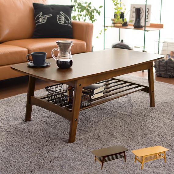 テーブル ローテーブル リビングテーブル おしゃれ センターテーブル 北欧 ウォールナット 限定特価 モダン 最新アイテム コーヒーテーブル 収納 棚付き カフェテーブル