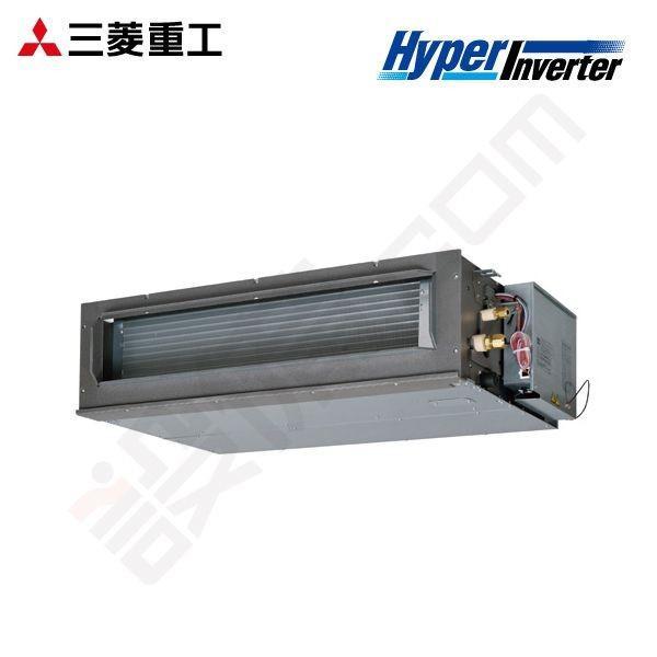 FDUVP804HAG4AG 三菱重工 HyperInverter 高静圧ダクト形 3馬力 シングル 標準省エネ 三相200V ワイヤード