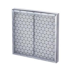 CKR080C13 500×500×25mm(1ヶ) (1箱(12ヶ入り)) 日本無機(株) 耐熱プレフィルター(ガラス繊維)