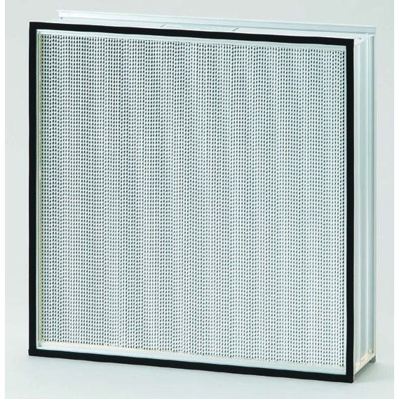VN-100-170AA(VN100170AA) 610×610×150mm 日本バイリーン(株) HEPAフィルター(捕集効率:99.97%) アルミ枠