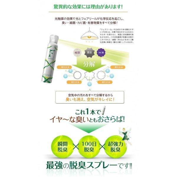 光触媒 試験済み ウイルス対策 感染予防 抗菌 抗ウイルス 除菌スプレー フェアリール 150ml 新型コロナ 消臭 コーティングスプレー 送料無料 PB|airleaf|08