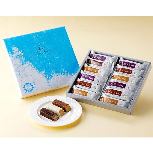 美冬 12個入り 石屋製菓 期間限定お試し価格 最新