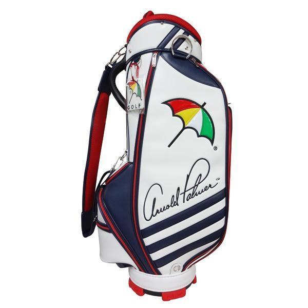 予約商品 Arnold Palmer(アーノルドパーマー) キャディーバッグ APCB-07 WH 同梱不可