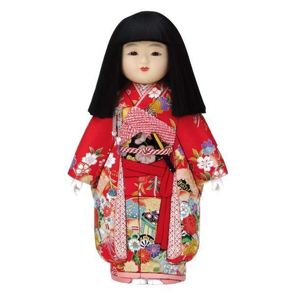 01-621 優美市松(女)(正絹) ボディ 同梱不可