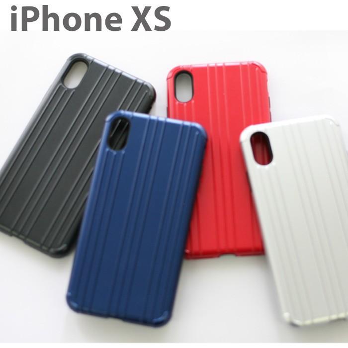セール  iPhone XS/X ケース 5.8 インチ 耐衝撃 バックカバー アイフォン XS アイフォンケース シンプル かっこいい おそろい メール便送料無料|airs