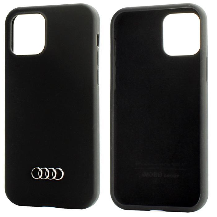 Audi・公式ライセンス品 iPhone12 iPhone12Pro iPhone12ProMax ケース シリコン ハードケース フォーリングス【送料無料】|airs|02