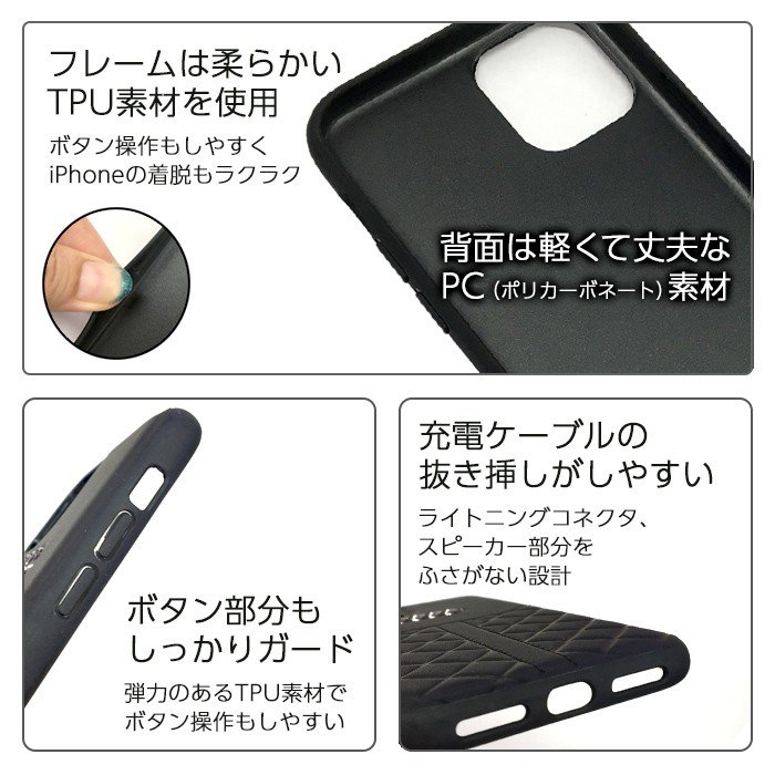 Audi・公式ライセンス品 iPhone11Pro iPhone11 iPhone11ProMax ケース 本革 レザー 背面ケース カーブランド|airs|04