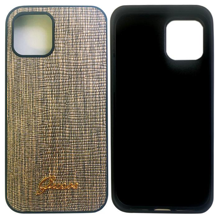 GUESS・公式ライセンス品 iPhone12mini iPhone12 iPhone12Pro 背面ケース バックカバー スマホケース リザード調ケース ブランド 送料無料|airs|02