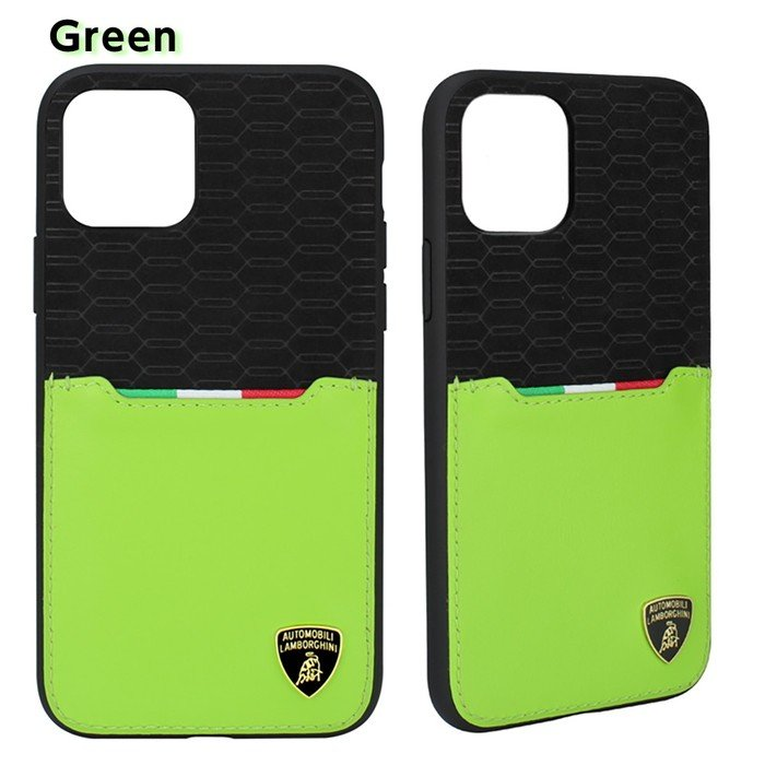 Lamborghini ランボルギーニ 公式ライセンス品 iPhone11Pro iPhone11 iPhone11ProMax アルカンターラ 本革 背面ケース バックカバー レザー ブランド|airs|05