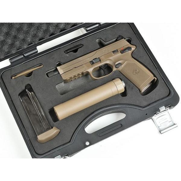 FNX-45 Tactical ガスガン DXversionSP1 (DE)  CyberGun製|airsoftclub|03