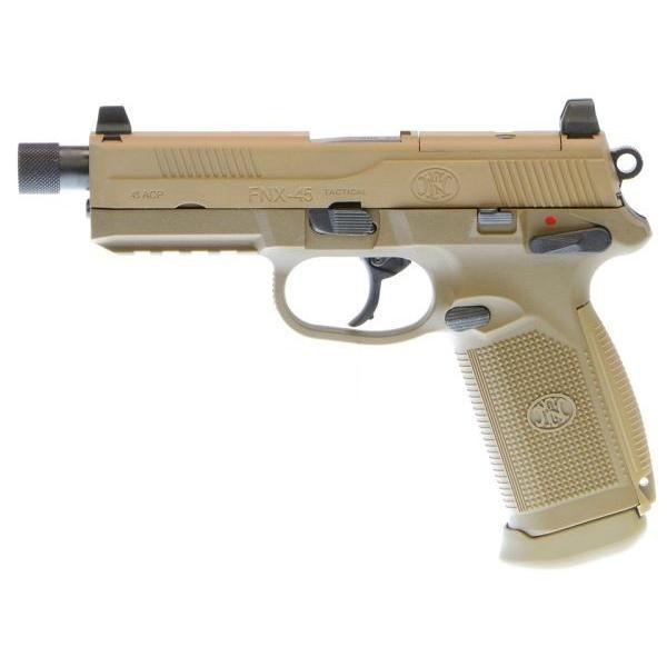 FNX-45 Tactical ガスガン DXversionSP1 (DE)  CyberGun製|airsoftclub|04