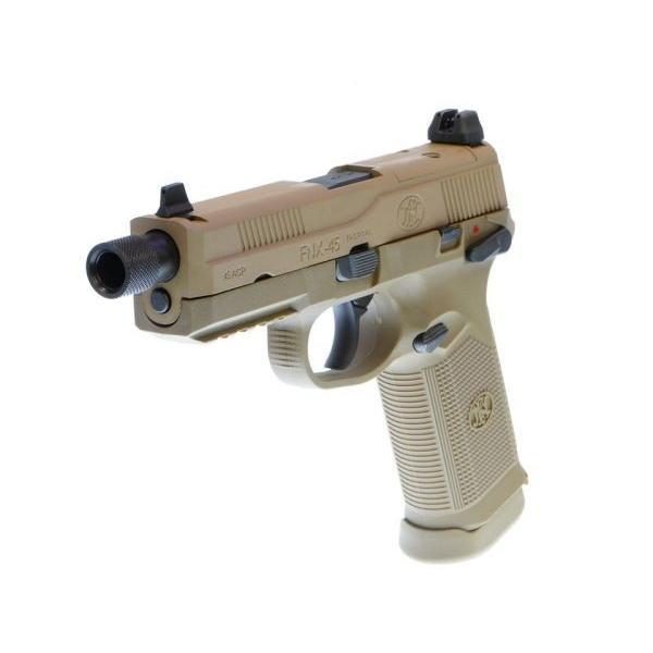 FNX-45 Tactical ガスガン DXversionSP1 (DE)  CyberGun製|airsoftclub|06