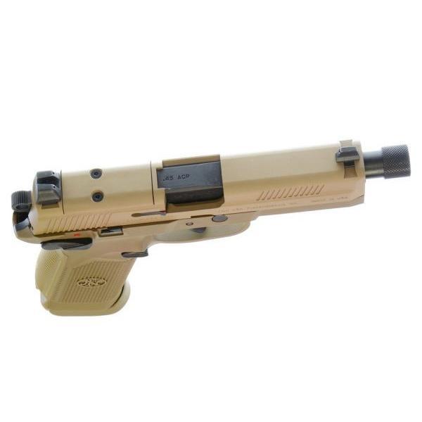 FNX-45 Tactical ガスガン DXversionSP1 (DE)  CyberGun製|airsoftclub|07