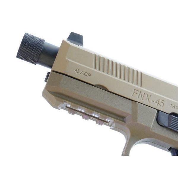 FNX-45 Tactical ガスガン DXversionSP1 (DE)  CyberGun製|airsoftclub|08