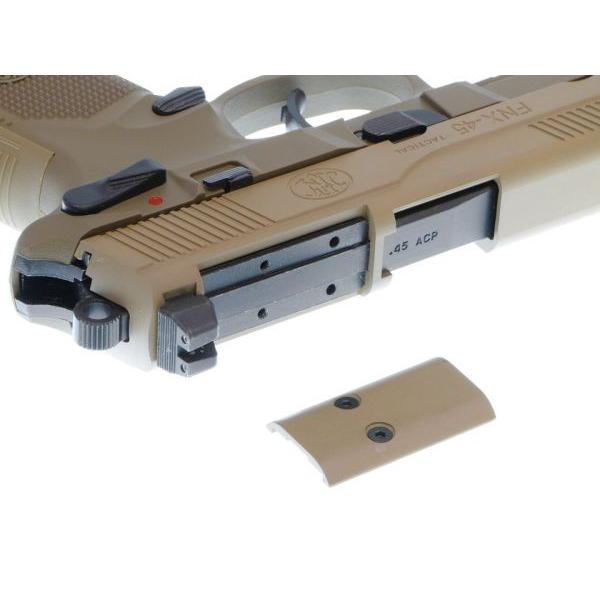 FNX-45 Tactical ガスガン DXversionSP1 (DE)  CyberGun製|airsoftclub|09